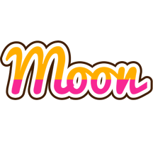Moon smoothie logo