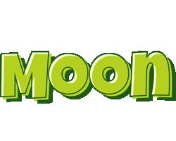 Moon summer logo