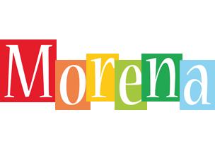 Morena colors logo