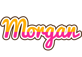 Morgan smoothie logo