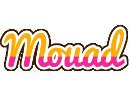 Mouad smoothie logo