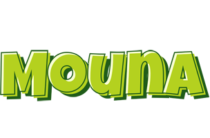 Mouna summer logo