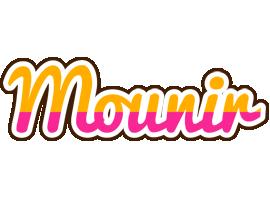 Mounir smoothie logo