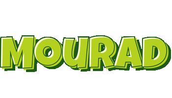 Mourad summer logo