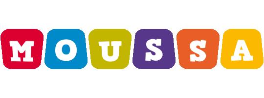 Moussa kiddo logo