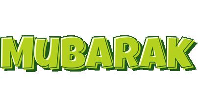 Mubarak summer logo