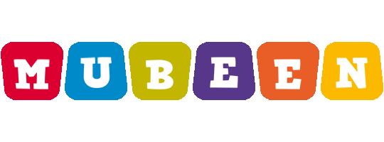 Mubeen kiddo logo