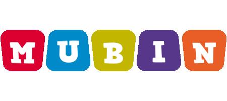 Mubin kiddo logo