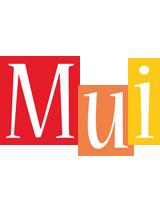 Mui colors logo