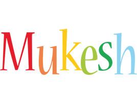 Mukesh birthday logo