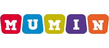 Mumin kiddo logo
