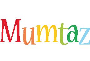 Mumtaz birthday logo
