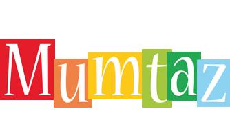 Mumtaz colors logo