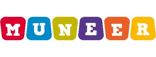 Muneer kiddo logo