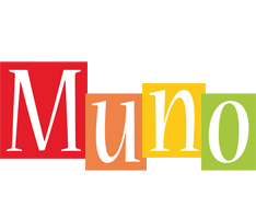 Muno colors logo