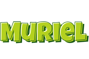 Muriel summer logo