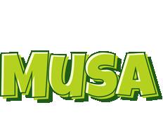 Musa summer logo