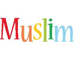 Muslim birthday logo