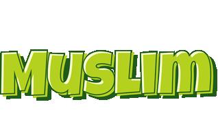 Muslim summer logo