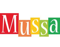Mussa colors logo