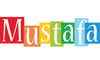 Mustafa colors logo