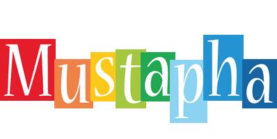 Mustapha colors logo
