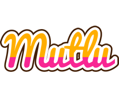 Mutlu smoothie logo