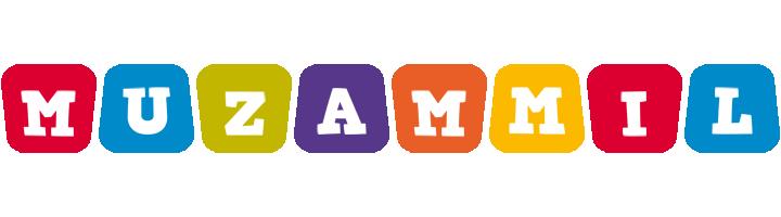 Muzammil kiddo logo