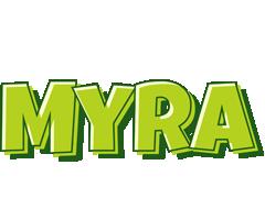 Myra summer logo