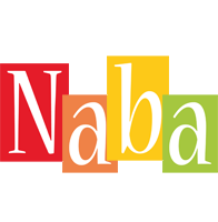 naba logo name logo generator smoothie summer