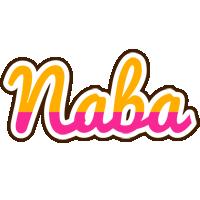 Naba smoothie logo