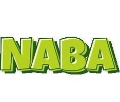 Naba summer logo