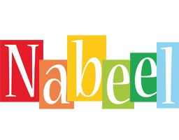 Nabeel colors logo