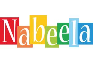 Nabeela colors logo