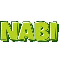Nabi summer logo