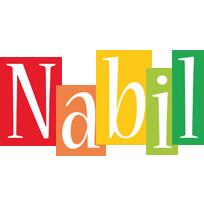 Nabil colors logo