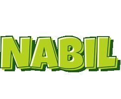 Nabil summer logo