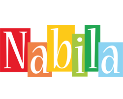 Nabila colors logo