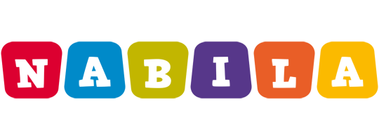 Nabila kiddo logo