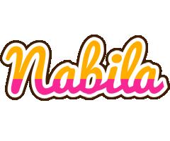 Nabila smoothie logo