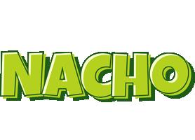 Nacho summer logo