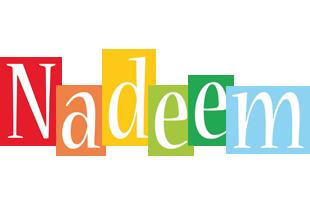 Nadeem colors logo