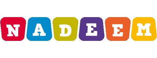 Nadeem kiddo logo