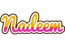 Nadeem smoothie logo