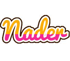 Nader smoothie logo