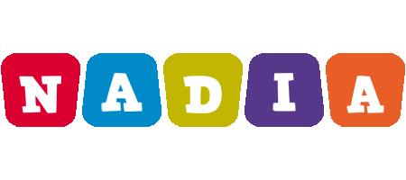 Nadia kiddo logo