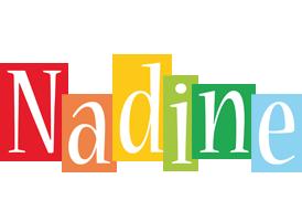 Nadine colors logo