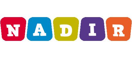 Nadir kiddo logo