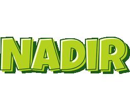 Nadir summer logo