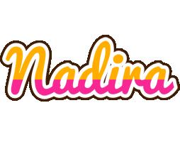 Nadira smoothie logo